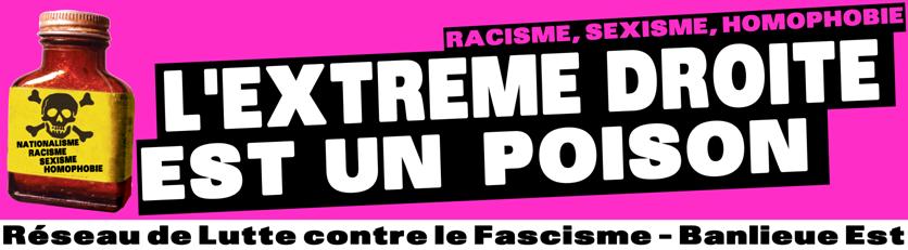 RLF-Banlieue Est : Tracts, argumentaires & communiqués
