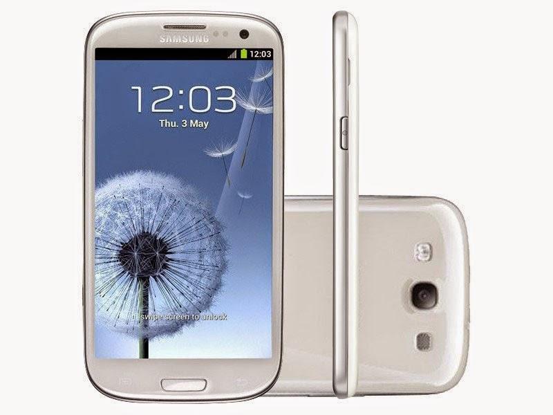 Celular Samsung Galaxy S3 - Características e preço