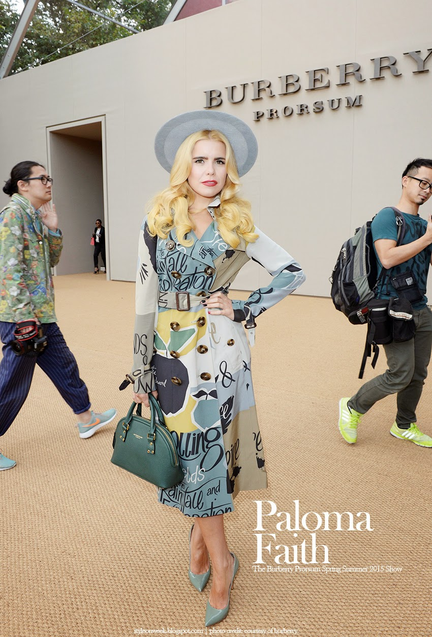 Paloma Faith Always Impressing With Sometimes Eccentric
