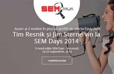 SEM Days 2014