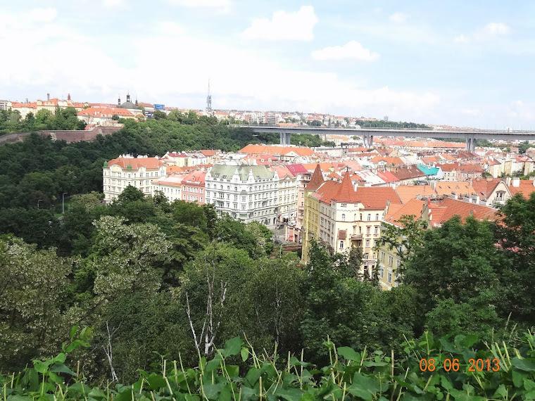 Prague green city