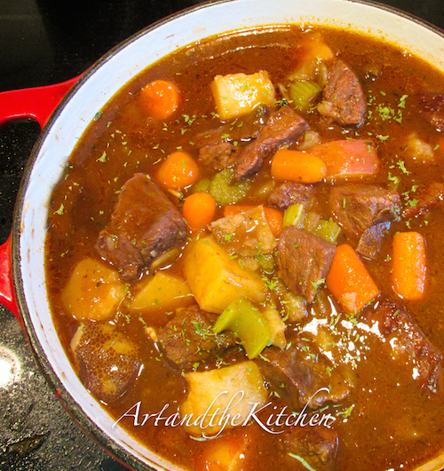 Irish Stew Recipe — Dishmaps