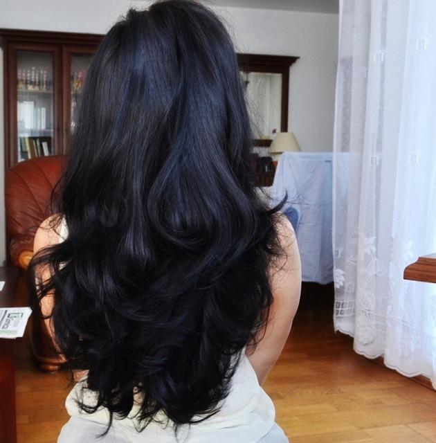 Blogowe włosy które uwielbiam.