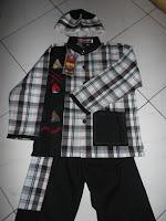Baju Muslim Anak koko