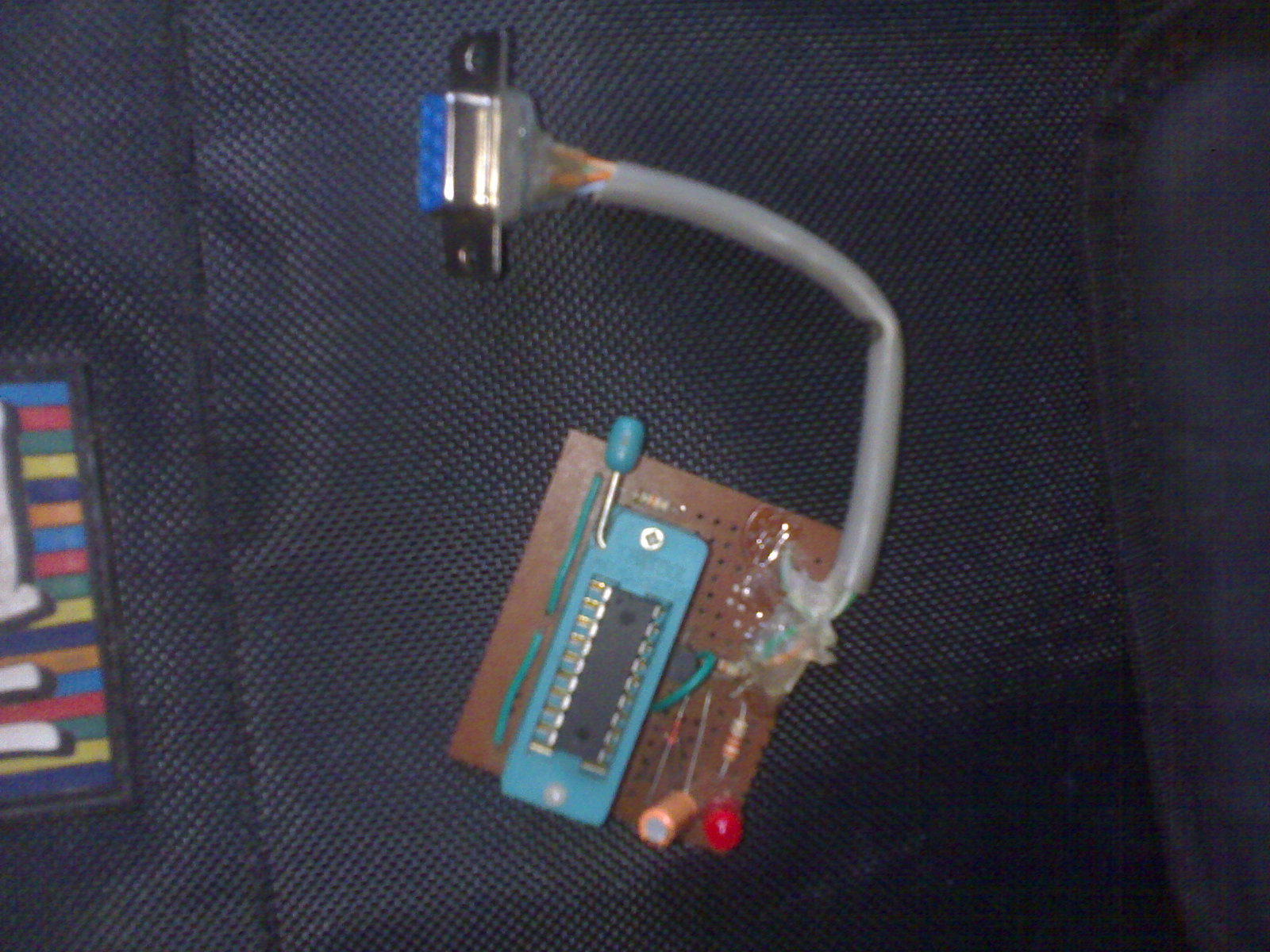 Simple Pic Programmer Ujdm Embedded Stuffs Circuit Is A Which Suitable To Do Thank You