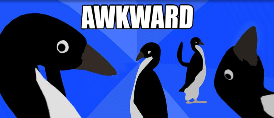 Socially awkward penguin online dating