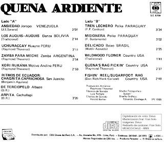 cD Quena Ardiente Raymond Thevenot Raymond+Thevenot+-+Quena+Ardiente+B