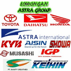 Loker Quot Astra Group Pt Astra Toyota Pt Astra