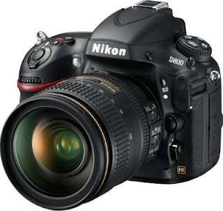 Harga Kamera SLR Nikon Juli 2012