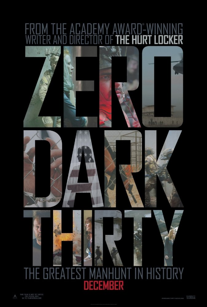 Zero Dark Thirty 2012 720p x264 Esub BluRay  Dual Audio English Hindi GOPISAHI