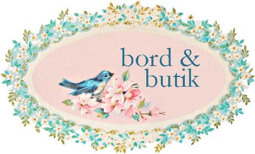 bord & butik