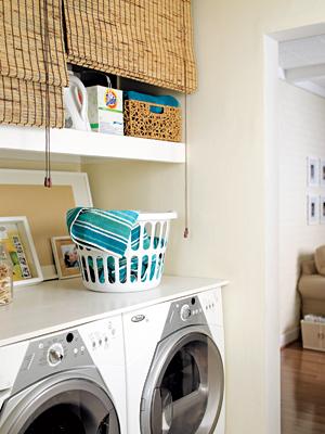 Decoraci n f cil donde ponemos la lavadora - Secadora y lavadora juntas ...