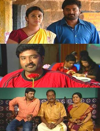 Saravanan Meenatchi is a story of love, life and marriage; as the