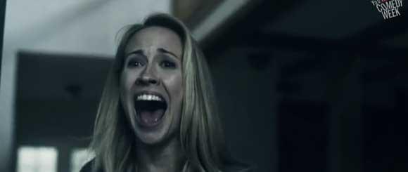 Not Invited Horror Movie Trailer