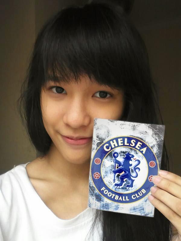Foto Beby Chaesara Anadila JKT48 Chelsea Football Club