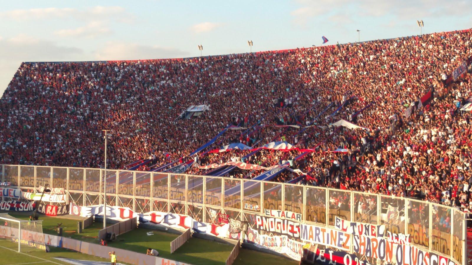 Αποτέλεσμα εικόνας για san lorenzo fans