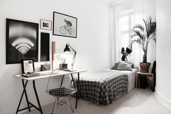 personalidade e simplicidade marcam pequenos espaços