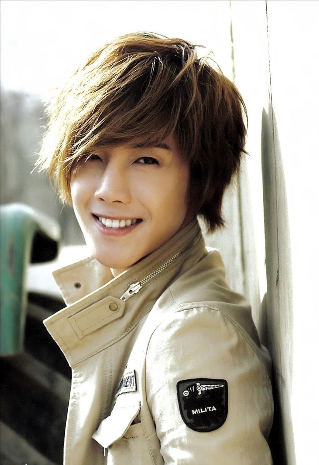 Kim Hyun Joong HairStyle