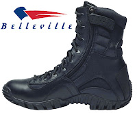Tactical Boots Zipper3