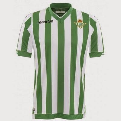 camisetas de futbol Real Betis barata