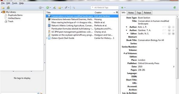 Warna Warni: Cara Download dan Menyimpan Software Zotero