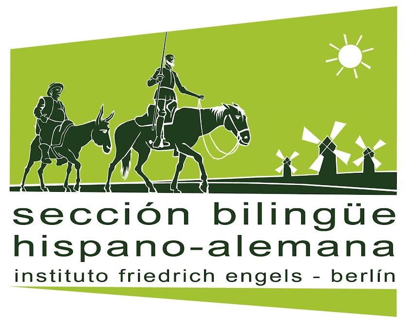Departamento de español del FEG Berlin