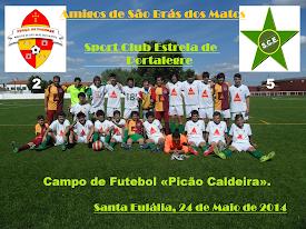 «AMIGOS DE SÃO BRÁS DOS MATOS» - 2 SPOR CLUB ESTRELA DE PORTALEGRE - 5