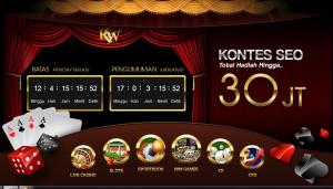 baner Informasi Kontes Seo Rwindo.com Dengan Total hadiah 30 Juta