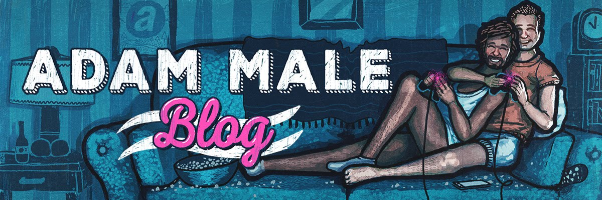 AdamMaleBlog - Gay Culture, Art, Music, Humor, and more!