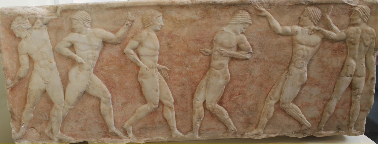 Paul Redux: The Gospel of Jesus Christ in the Greco-Roman World: Ancient  Athletic Training: Regimes, Dieting, and Sports Complexes