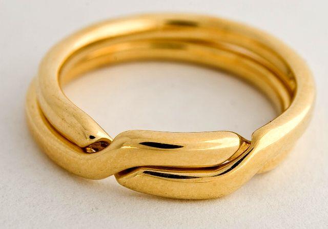 Оригинальные обручальные кольца от Ювелирный дом