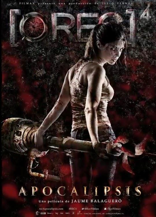 Primer trailer de REC 4 Apocalipsis