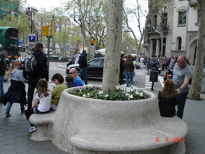 amprenta lui Gaudi