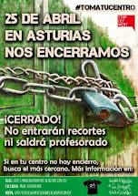 En Asturias #TomamoslosCentros