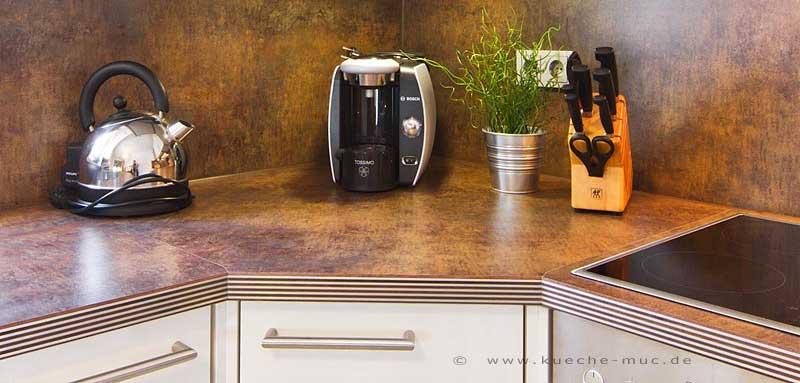 Wir renovieren Ihre Küche : Kuechenarbeitsplatten