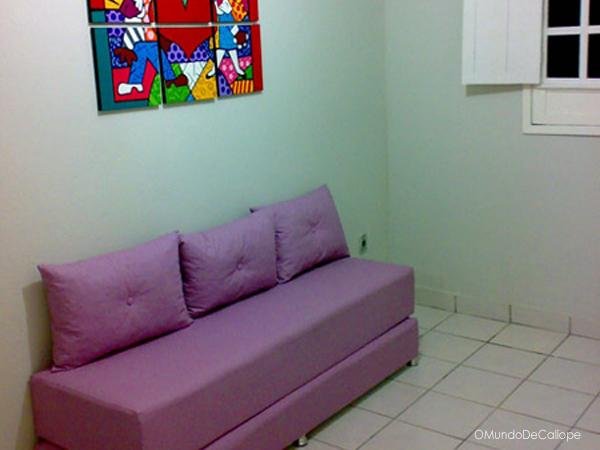 decoracao de sala humilde : decoracao de sala humilde:Mudanças na salinha do meu cafofo! – O Mundo de Calíope