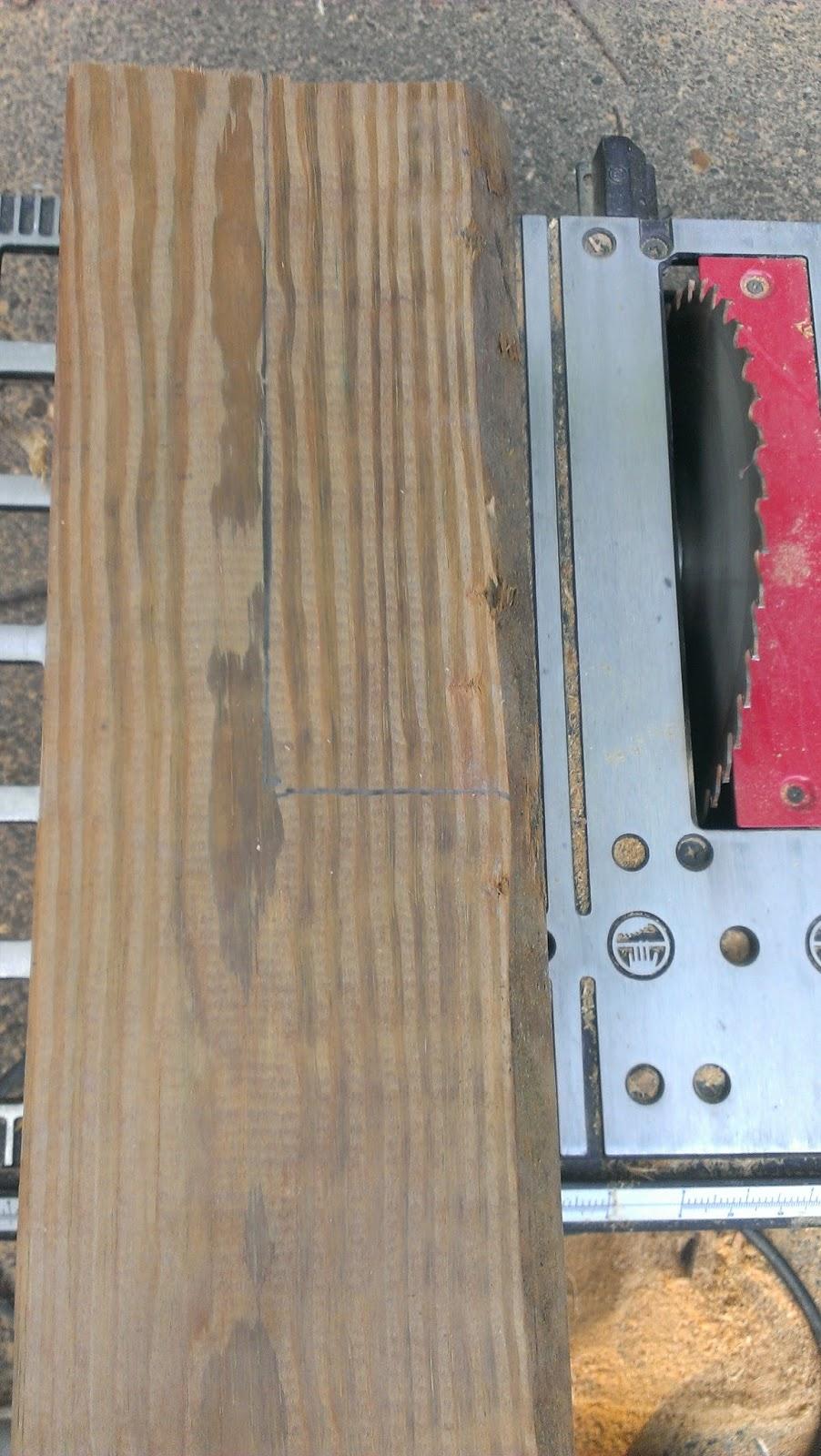Outdoor Sauna Build How I Built My Wood Fired Sauna Notching 6x6 Foundation Posts