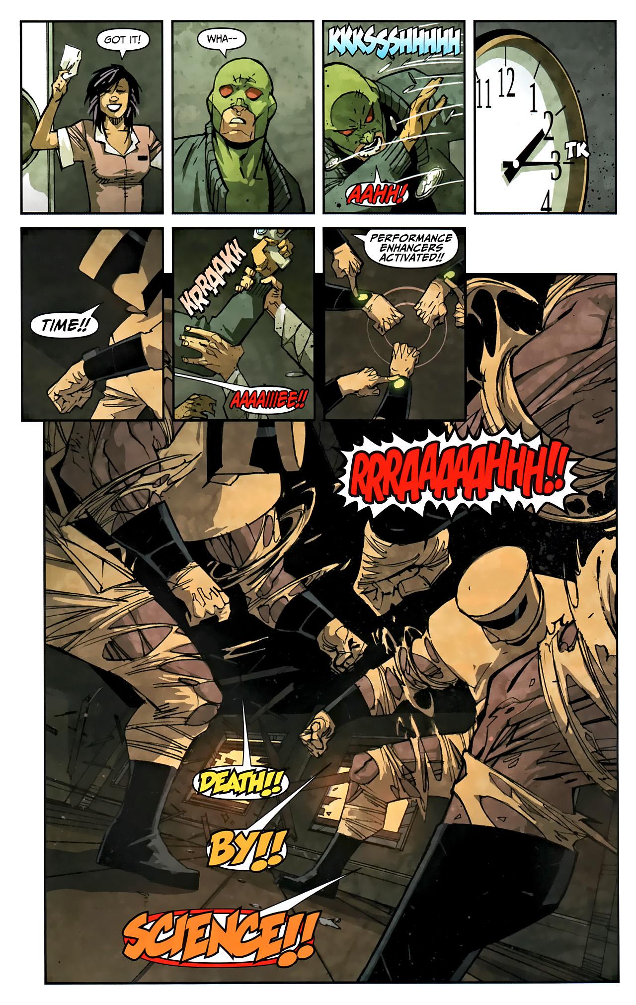 Read online Taskmaster (2010) comic -  Issue #1 - 10