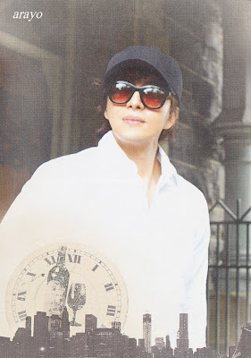 Bae Yong Joon  2013diary-10-1