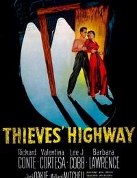Thieves' Highway   Bmovies