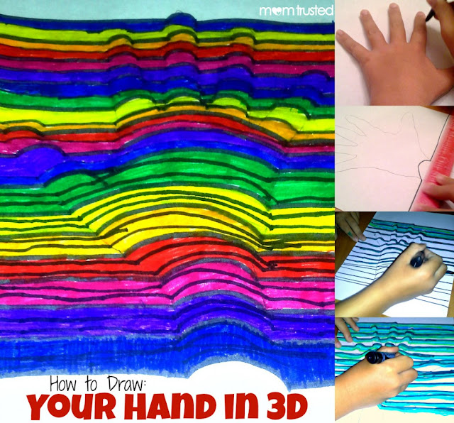 3d Hand Drawing2
