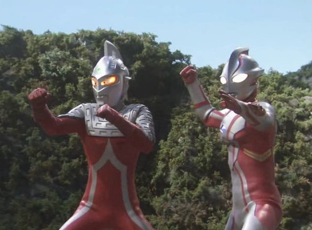 Life and everything in between.: Ultraman's Family, and a ...