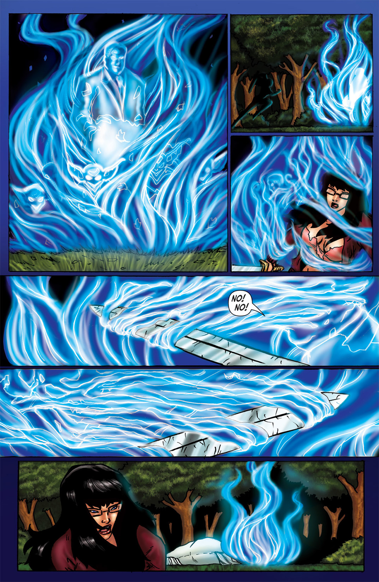 Grimm Fairy Tales (2005) Issue #43 #46 - English 23