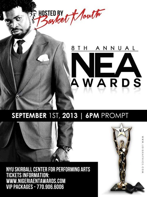 Meet Nigerian Entertainment Awards Host Basketmouth