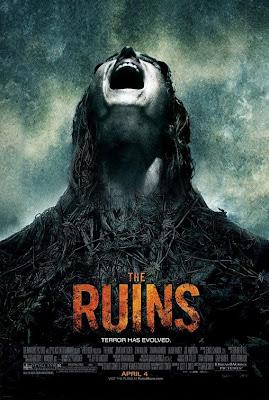 Watch The Ruins 2008 BRRip Hollywood Movie Online | The Ruins 2008 Hollywood Movie Poster