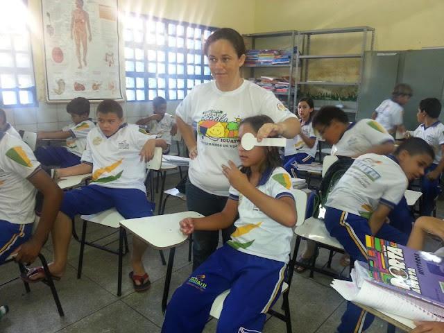 Saude na escola Iguatu