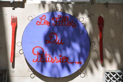 les filles du patissier saint rémy de Provence