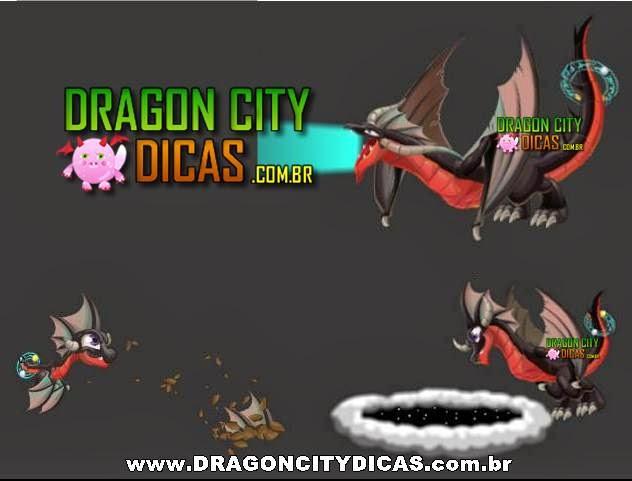 Dragão Caos - Dragão Abismo