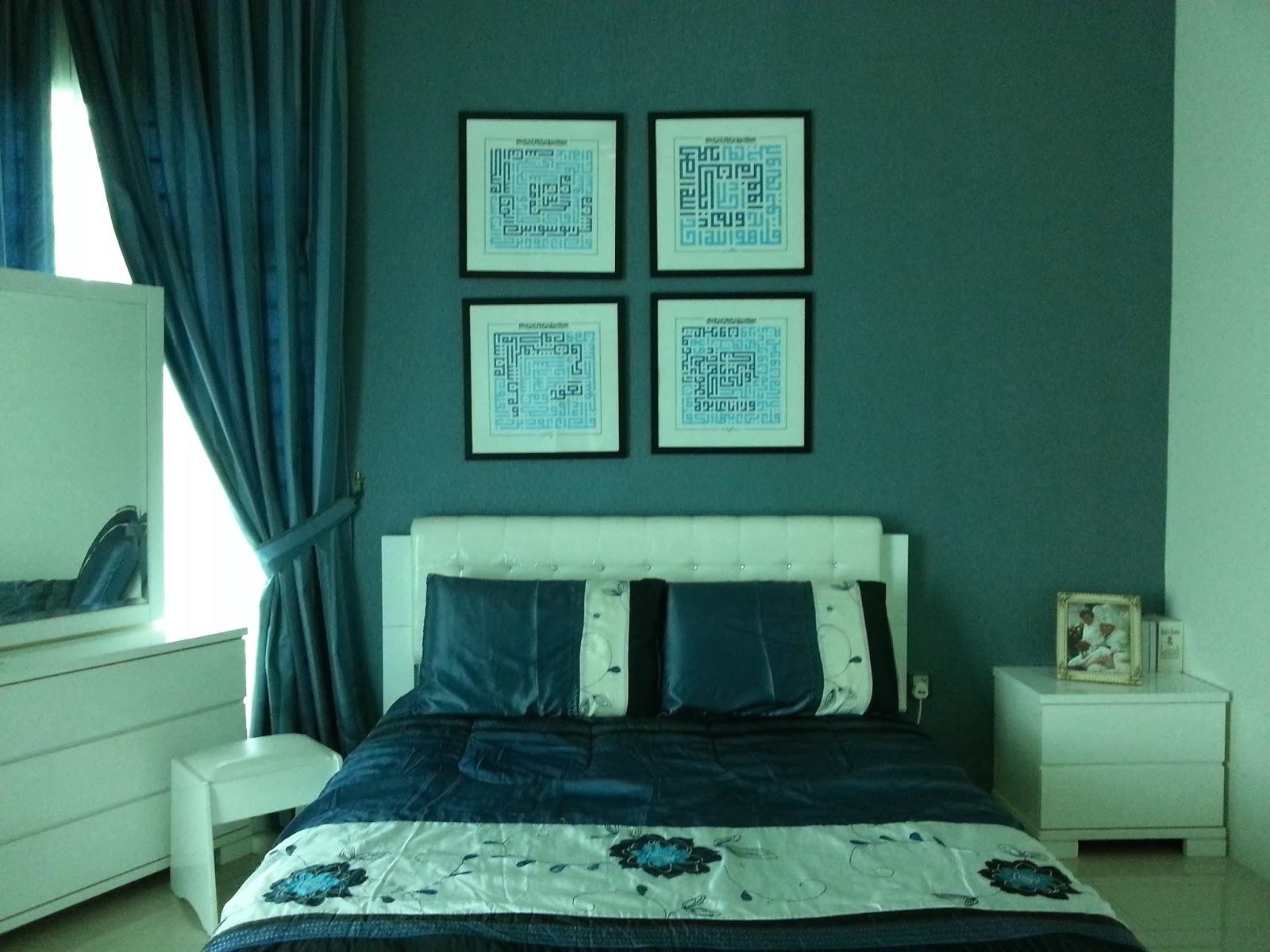 X Presi By Kemn Azmaili My Simple Master Bedroom Blue