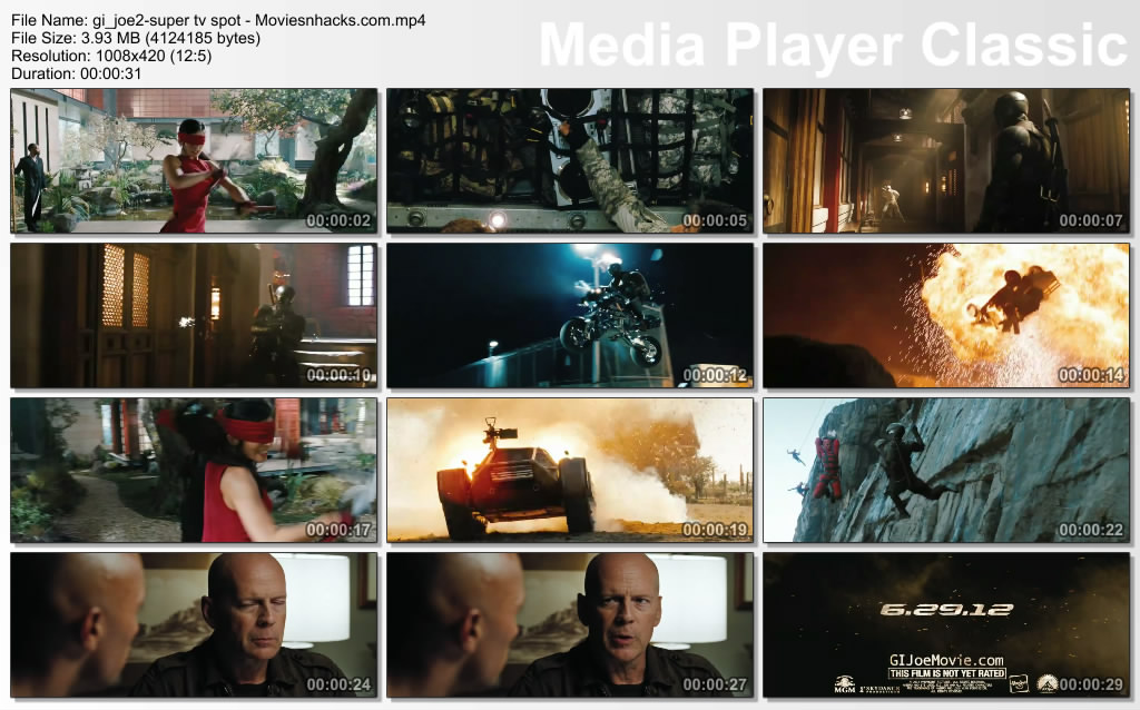 G.I. Joe Retaliation (2013) Screenshots